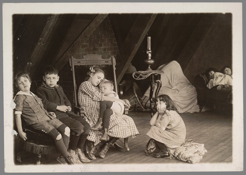 Paul Powell. Cheerful Givers, 1917. Coll. Cinémathèque française. D.R.