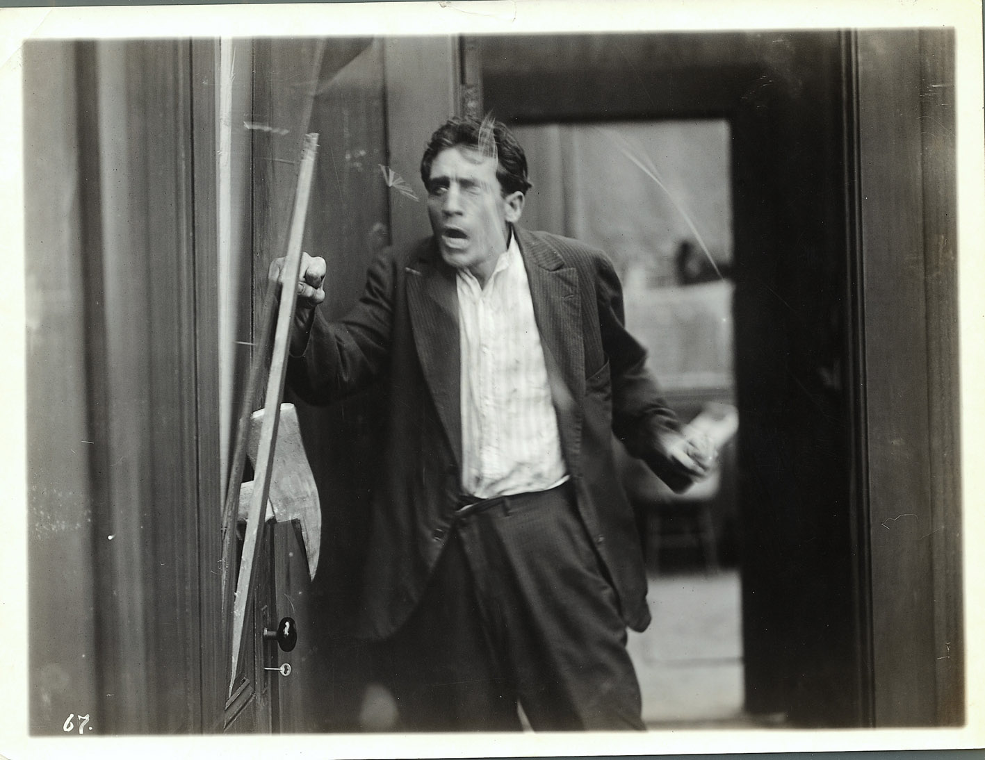 Walter Edwards. Idolators. Coll. Cinémathèque française. D.R.
